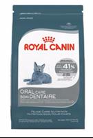تصویر غذای خشک Royal Canin مدل ORAL CARE مخصوص گربه - 400 گرم