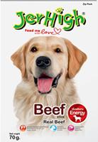 تصویر تشویقی سگ با طعم گوشت گوساله JerHigh