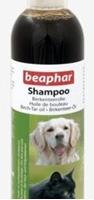 تصویر شامپو حاوی روغن تار مخصوص سگ وگربهBirch tar oil shampoo