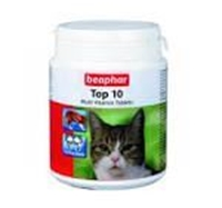 قرص ویتامین ومکمل غذایی مخصوص گربهTop 10 Beaphar