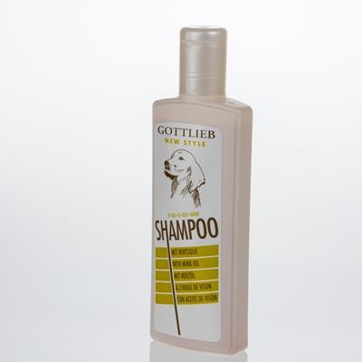 تصویر شامپو گیاهی توله سگ حاوی روغن سمور Gottlieb