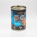 تصویر کنسرومخصوص بچه گربه Leonardo