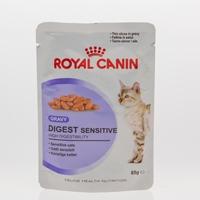 تصویر پوچ گربه بالغ برای دستگاه گوارش حساس Royal Canin