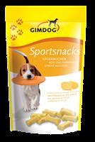 تصویر غذای تشویقی با طعم پنیر مدل SportSnacks (اسپورت اسنک) GimDog