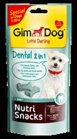 تصویر تشویقی اسنک مخصوص مراقبت دندان GimDog