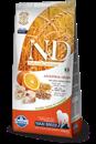 تصویر غذای خشک N&D مخصوص سگ بالغ حاوی ماهی و پرتغال 12 کیلوگرم MAXI