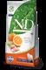 تصویر غذای خشک N&D بدون غلات مخصوص سگ بالغ حاوی ماهی و پرتغال 12 کیلوگرمی MAXI