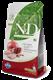 تصویر غذای خشک N&D بدون غلات مخصوص بچه گربه حاوی مرغ و انار 300 گرم