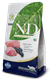 تصویر غذای خشک N&D بدون غلات مخصوص گربه بالغ  حاوی گوشت بره و بلوبری 10 کیلوگرم