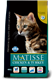 تصویر غذای خشک گربه بالغ MATISSE با طعم مرغ و بوقلمون - 400 گرم