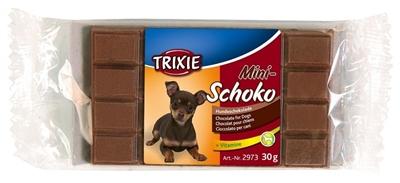 تصویر شکلات  Trixie مدل Mini Schoko -   30 گرمی