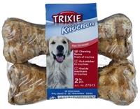 تصویر استخوان جویدنی مخصوص سگ گوشت بوفالو Trixie - 70 گرم
