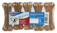 تصویر استخوان ژلاتینی مخصوص سگ trixie تهیه شده از پوست خشک شده گاو  - 75 گرم
