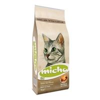 تصویر غذای خشک گربه بالغ Micho با طعم مرغ 1 کیلو
