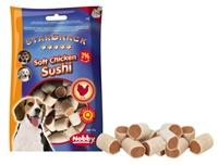 تصویر غذای تشویقی سگ StarSnack مدل Soft Chicken Sushi