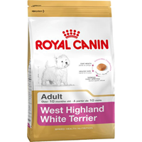 تصویر غذای خشک Royal Canin مدل West Highland White Terrier مخصوص سگ بالغ  - ۱.۵ کیلوگرم