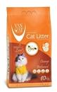 تصویر خاک گربه Van Cat با رایحه پرتقال -10 کیلوگرمی