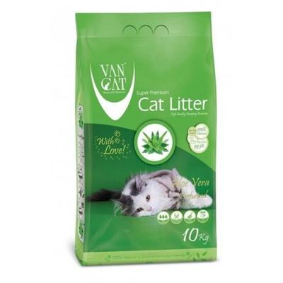 تصویر خاک گربه Van Cat با رایحه الو ورا-10 کیلوگرمی -