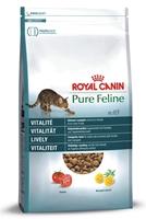 تصویر غذای خشک Royal Canin مدل Pure Feline n.03 مخصوص شادابی گربه های بالغ  - ۱.۵ کیلوگرم