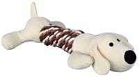 تصویر اسباب بازی کنفی طرح خرس قطبی Trixie مخصوص سگ