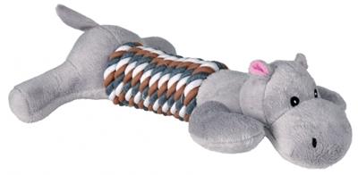 تصویر اسباب بازی کنفی طرح اسب آبی Trixie مخصوص سگ