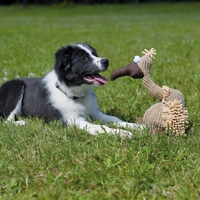 تصویر عروسک Geier Gustav مخصوص بازی سگ Trixie