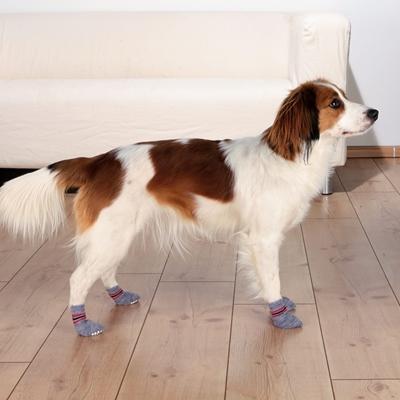 تصویر جوراب مخصوص سگ Trixie سایز M-L - یک جفت