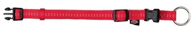 تصویر قلاده گردنی Trixie سایز S-M (سایز گردن 30 تا 45 سانتی متر) - قرمز