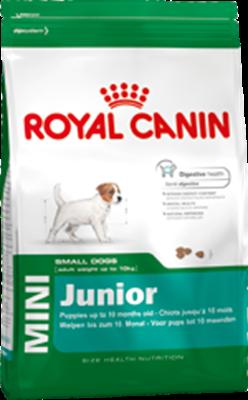 تصویر غذای خشک Royal Canin مخصوص توله سگ های نژاد کوچک - 4 کیلوگرم