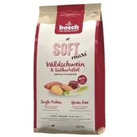 تصویر غذای نرم Bosch مخصوص سگ های بالغ با طعم گوشت گوزن و سیب زمینی - 1 کیلوگرم