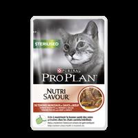 تصویر پوچ ProPlan مخصوص گربه عقیم شده - 85 گرم
