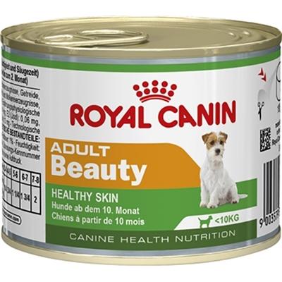تصویر کنسرو Royal Canin مدل Beauty مخصوص سگ های نژاد کوچک - 195 گرمی