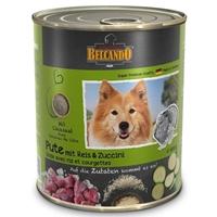 تصویر کنسرو Belcando مخصوص سگ های بالغ با طعم بوقلمون، کدو و برنج - 400 گرم