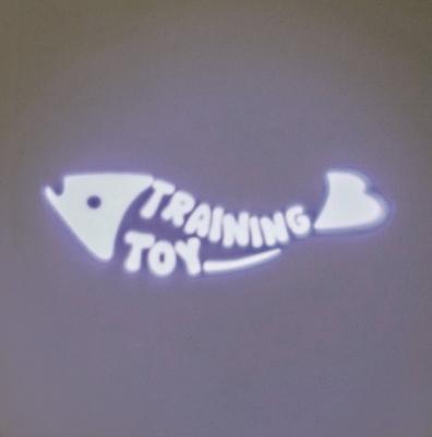 تصویر لیزر بازی گربه Trixie مدل Catch the light