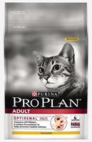 تصویر غذای خشک گربه بالغ Proplan مدل Adult - 400 گرم