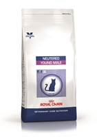 تصویر غذای خشک Royal canin مدل NEUTERED YOUNG MALE مخصوص گربه نر عقیم شده تا 7 سال - 1.5 کیلوگرمی