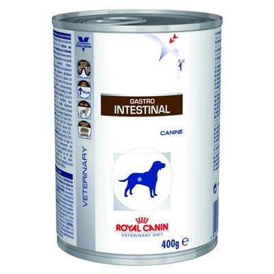 تصویر کنسرو Royal canin مدل Gastro Intestinal مخصوص سگ - 400 گرم