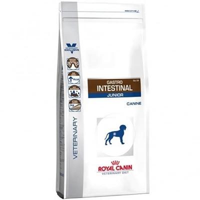 تصویر غذای خشک Royal canin مدل Gastro Intestinal مخصوص توله سگ - 1 کیلوگرم