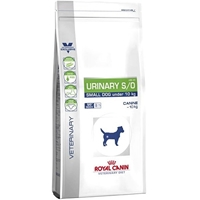 تصویر غذای خشک Royal Canin مدل URINARY S/O مخصوص سگ بالغ نژاد کوچک مبتلا به سنگ های ادراری - 1.5 کیلوگرم