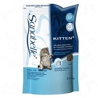 تصویر غذای خشک Sanabelle مخصوص بچه گربه 2 کیلوگرمی
