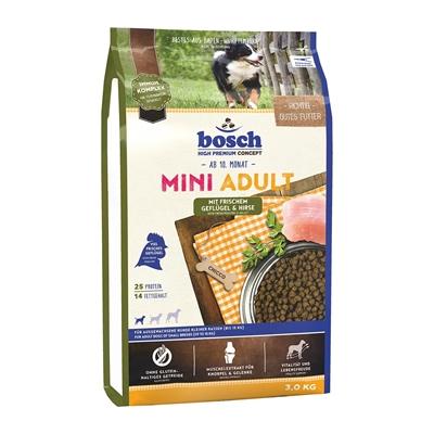 تصویر غذای نرم Bosch مخصوص توله سگ تهیه شده از مرغ تازه و گندم - 1 کیلوگرم