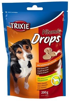 تصویر غذای تشویقی سگ Trixie مدل Vitamin Drops با طعم گوشت بره