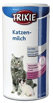 تصویر شیر خشک مخصوص بچه گربه Trixie