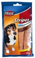 تصویر غذای تشویقی سگ Trixie مدل Stripes با طعم طیور