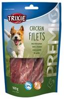 تصویر اسنک تشویقی فیله مرغ Trixie مخصوص سگ مدل Chicken Filets