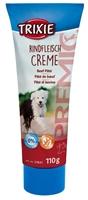 تصویر خمیر تشویقی گوشت گاو Trixie مدل Rindfleisch Creme مخصوص سگ ها