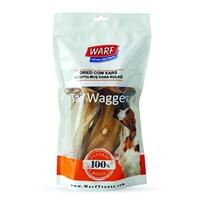 تصویر غذای تشویقی مخصوص سگ Warf تهیه شده از گوش گاو خشک شده