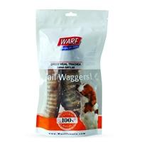 تصویر غذای تشویقی مخصوص سگ Warf تهیه شده از نای گوساله خشک شده