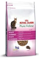 تصویر غذای خشک مخصوص گربه بالغ Royal Canin مدل Pure Feline n.01 مناسب برای درخشندگی مو - 1.5 کیلوگرم