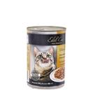 تصویر کنسرو گربه Deuerer مدل Edel Cat با طعم مرغ و اردک - 400 گرم